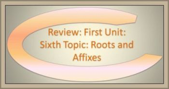 1-root-affixes